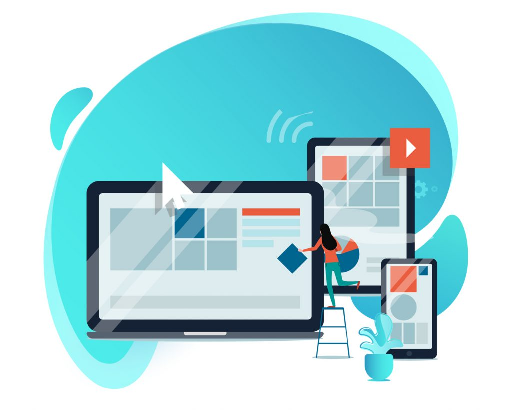 طراحی اختصاصی وبسایت شرکتی در اصفهان